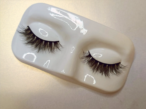 """3D Sill Lashes """"Messy Lash"""""""