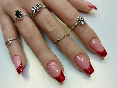 """Custom nail set """"Sweetie"""""""