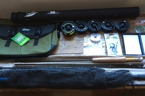 Fly Fishing starter outfit 5wt