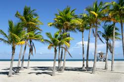 Floryda plaża