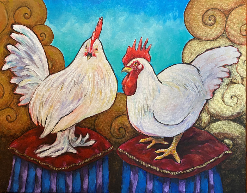 Beloved Roosters