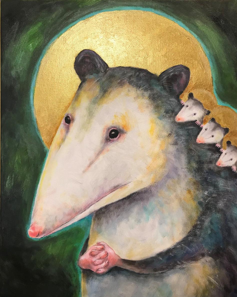 Possum Madonna