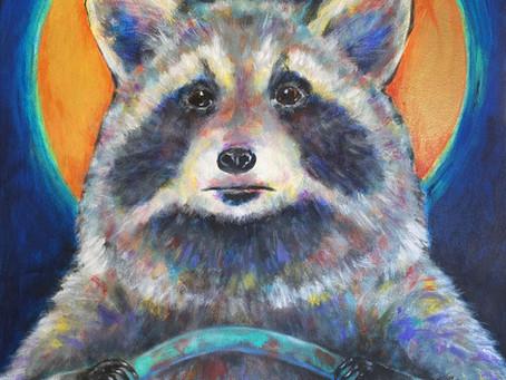 Roadkiller Raccoon