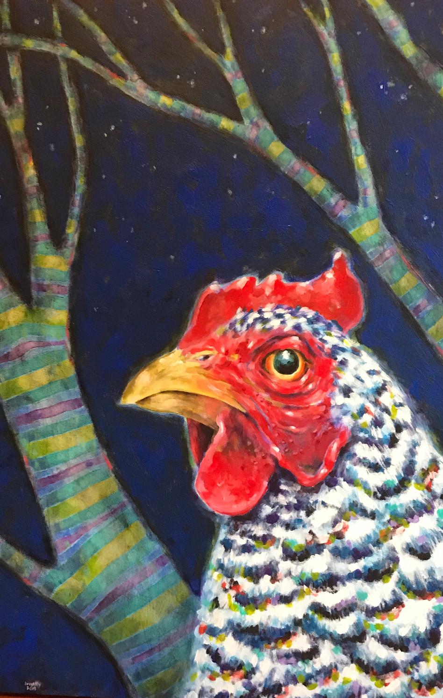 Judgmental Chicken