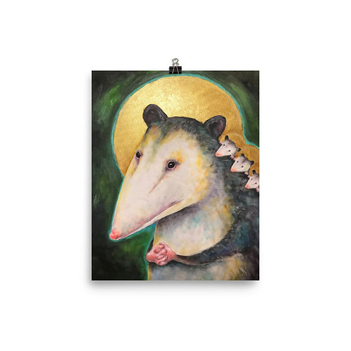 Possum Madonna Prints