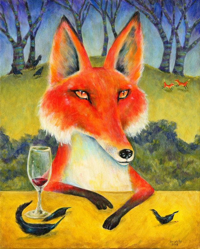 Difficult Conversations #2 (Fox)