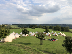 grittleton house tents 5