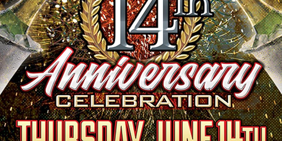 14th Year Anniversary