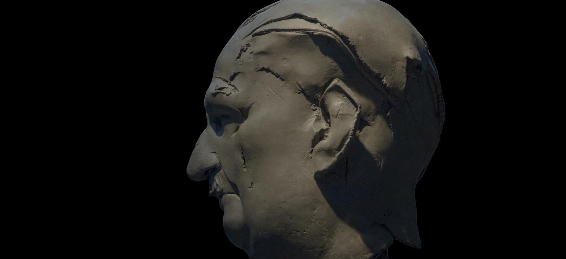 Portrait Studies Heidegger