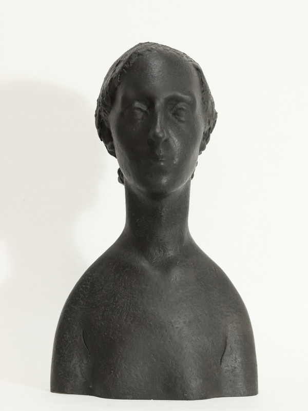 Merrett T - Bust of a Woman