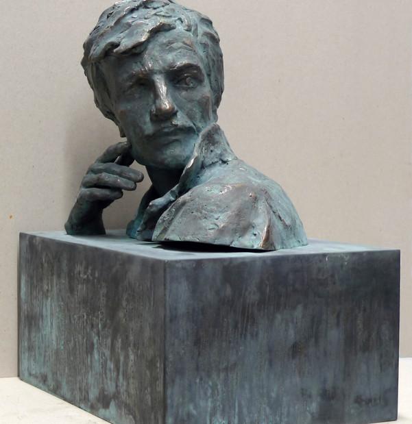 Portrait of Andrey Tarkovsky