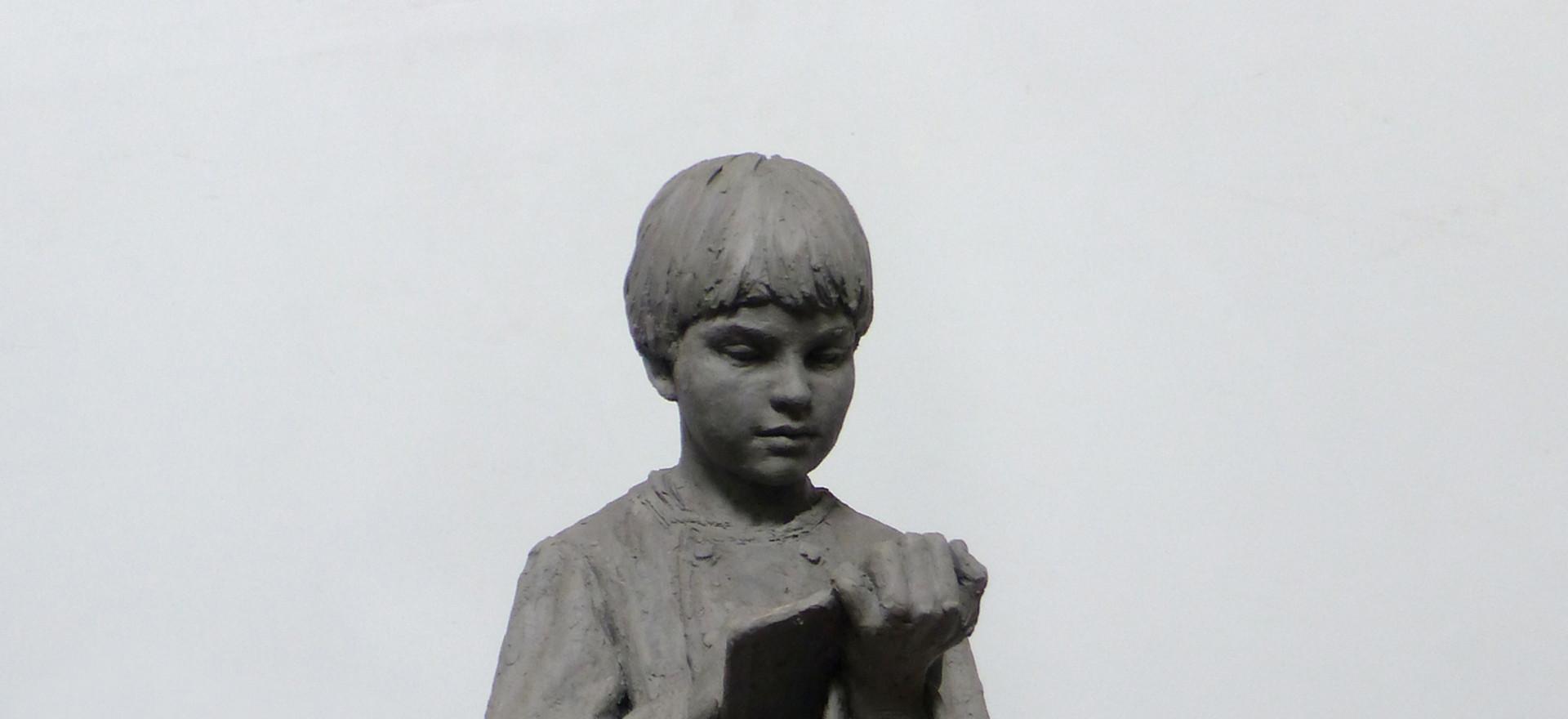 Victorian Schoolboy Maquette
