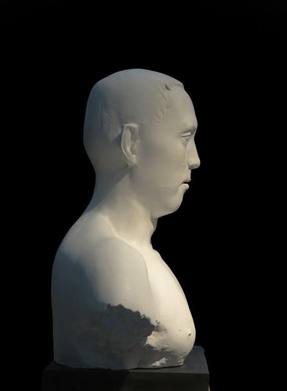 Portrait Studies Yukio Mishima