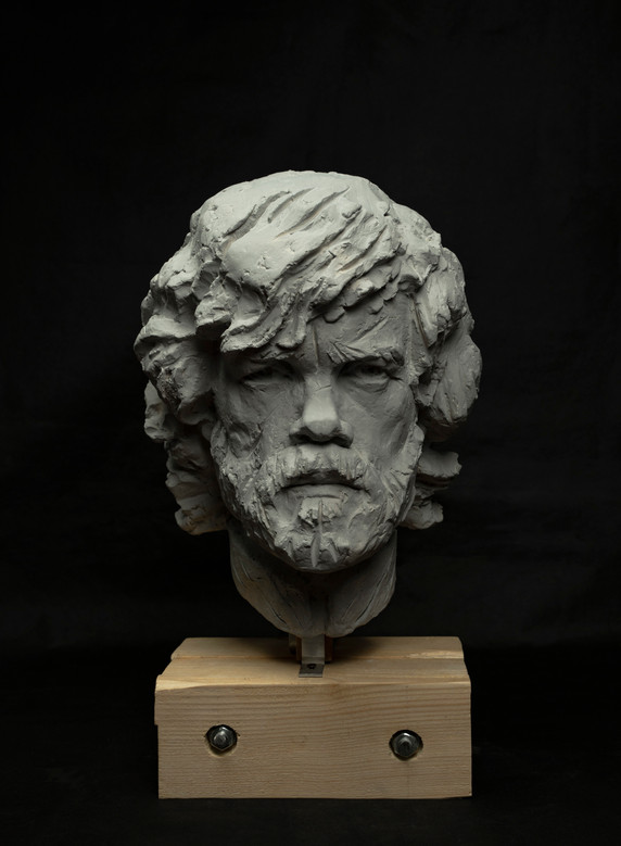 Portrait of Actor Peter Dinklage
