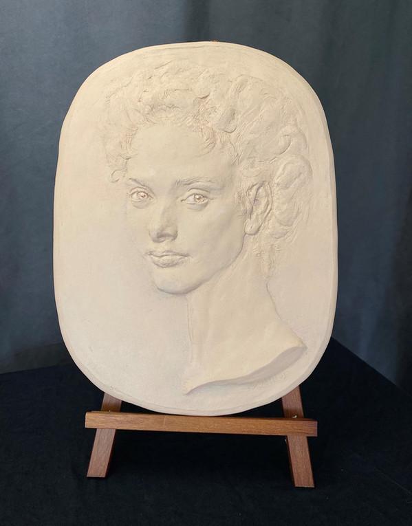 Miller L - Portrait of a Woman