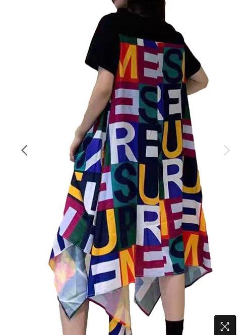 Alphabet Dress