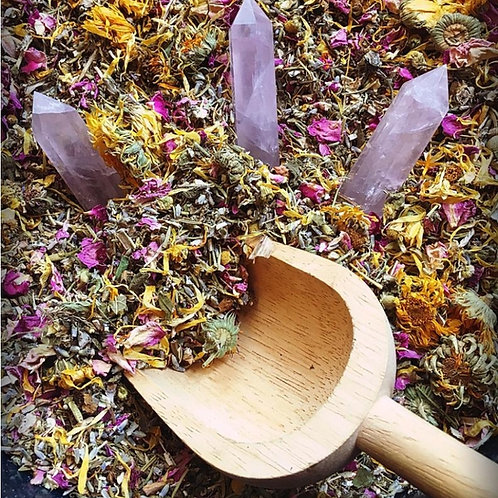 DIY Yoni Steam Herbs