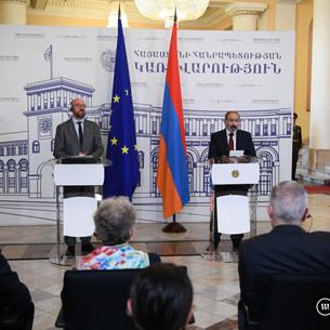 L'Armenia riceverà quasi tre miliardi di dollari dall'Unione Europea