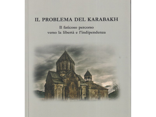 Il problema del Karabakh , il faticoso percorso verso la libertà e l'indipendenza