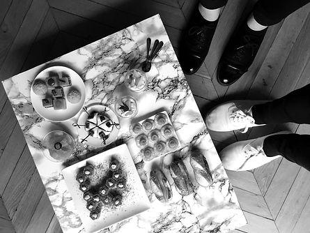 Razzledazzle Photographie culinaire réalisée à Paris