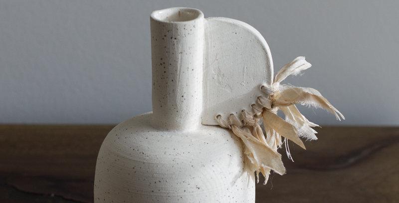 Bottle & Silk