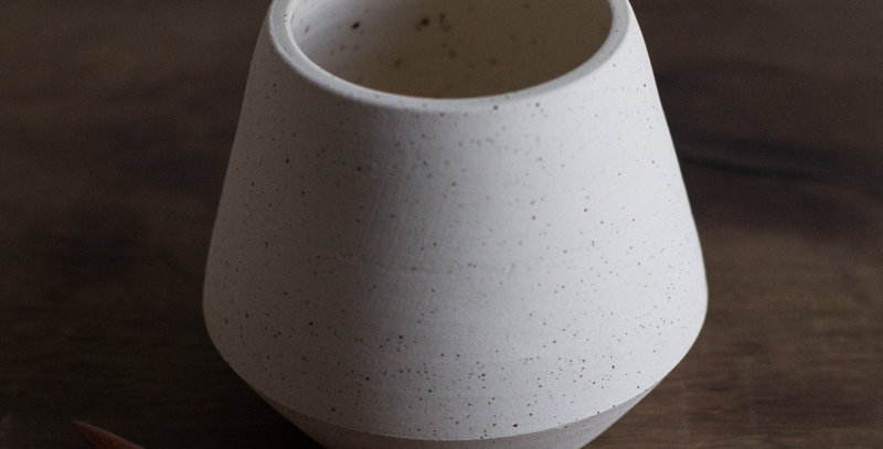 Altiplana Mug - White Speckled