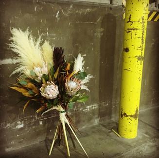 Wedding wild bouquet