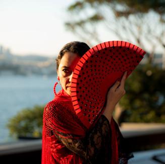 Melis Cangüler Azulmavi Flamenko Akademi 2019 Klip