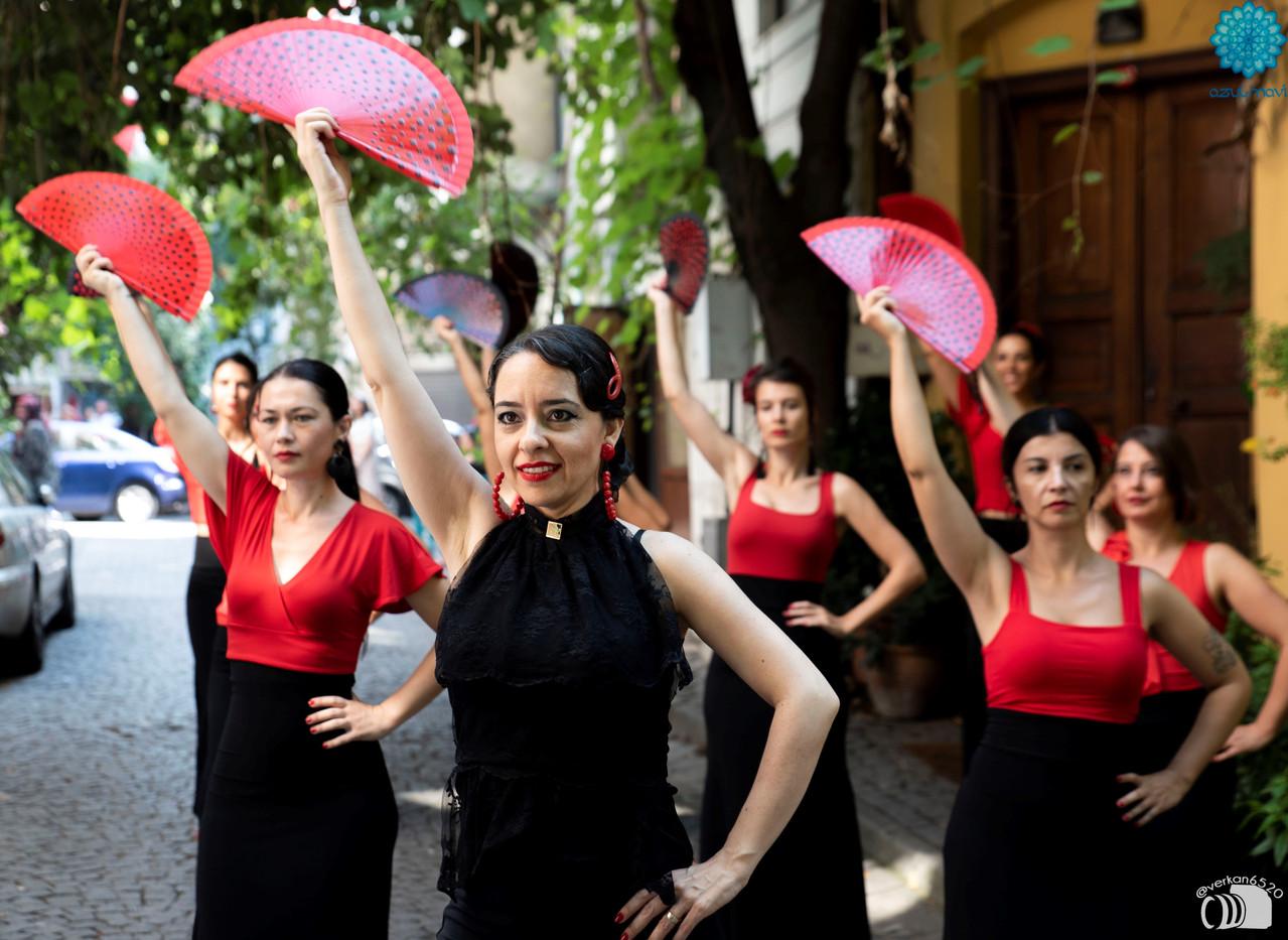 flamenko dans