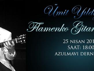 Gitar Workshop, Ümit Yıldız ile...