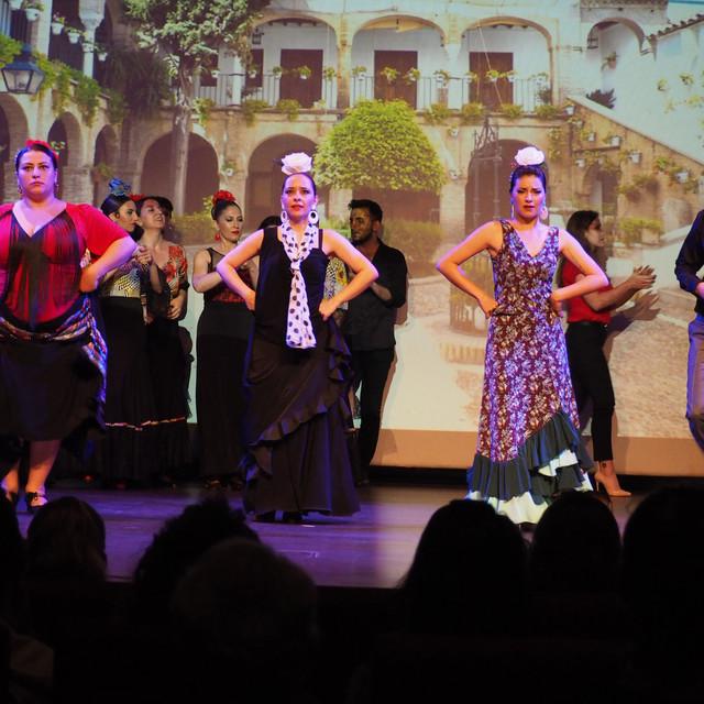 Melis Cangüler Azulmavi Akademi 2016 Sene Sonu Gösterisi