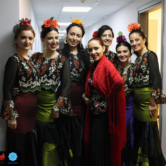 Melis Cangüler Azulmavi Akademi 2017 Sene Sonu Gösterisi Kulis