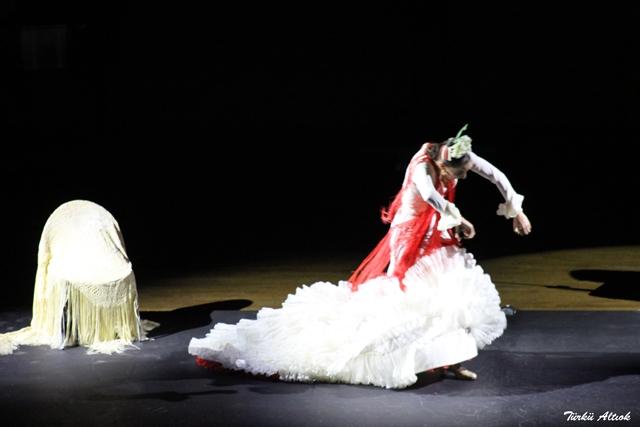 Manuela Barrios Flamenko Konseri