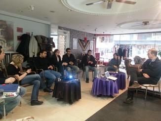 Safa Yeprem ile Flamenko Gitar Workshop Etkinliği