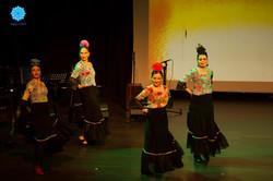 azulmavi flamenko gösterisi tangos