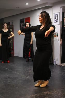 Cristina Benitez Flamenko Workshop