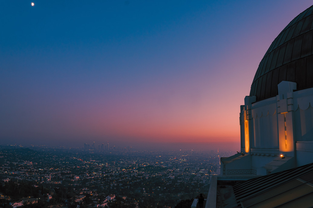 LA Observatory Tower
