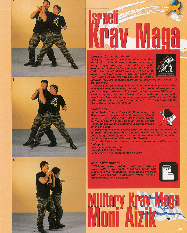 Krav Maga Self Defense 4