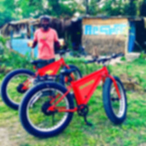 Amazing Memories Rasta Chris with Bikes 2.jpg