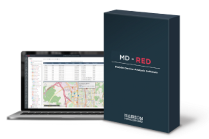 MD-RED Mobile Forensic Analysis