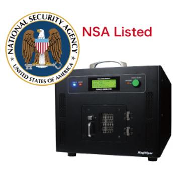 MagWiper MW-1B NSA Degausser
