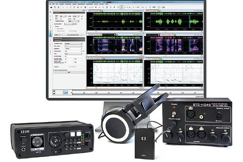 IKAR-Lab Forensic Audio Workstation