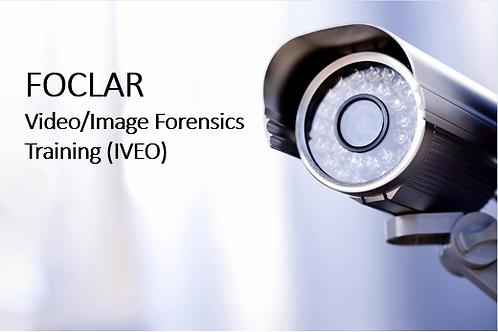 Foclar Video Forensics Training (IVEO)