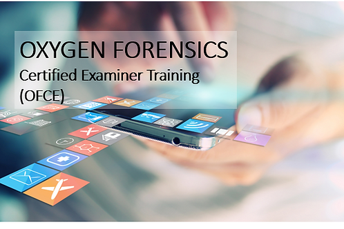 Oxygen Forensics Certified Examiner (OFCE)