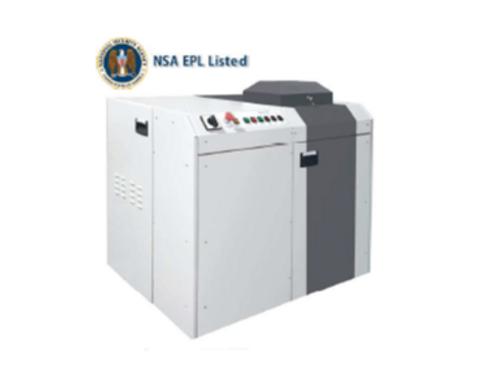 NSA SSD High Security Shredder