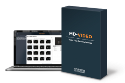 MD-Video Video Recovery Software