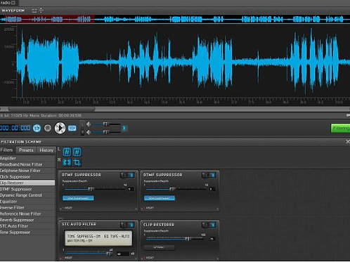 Sound Cleaner II Noise Suppression Software