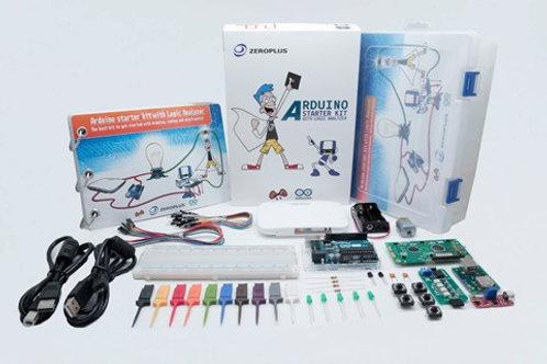 Arduino Starter Kit with Logic Analyzer