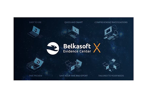 Belkasoft Evidence Center X