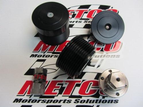 Metco Hub & Pulley Kit